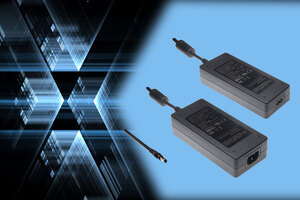 160W AC/DC Switch Adapter for Medical applications