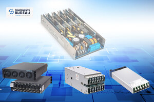 Intelligent Configurable Power Supplies from Components Bureau