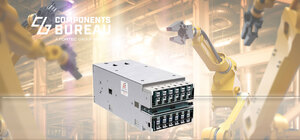 3000W configurable AC/DC power supply offering intelligent digital power with 24 isolated outputs