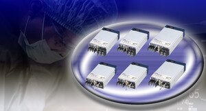 Increase of Power Supplies Suitable for Medical Applications